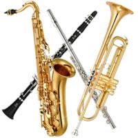 Gå till sida med instrument som kan köpas.