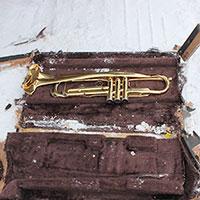 Trasig trumpet